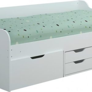 Dante Day Bed in White