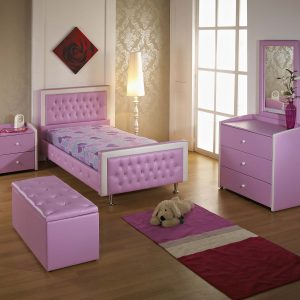Pink Bedroom Range