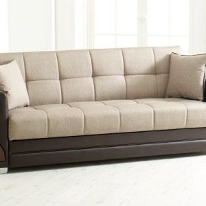 Storage Sofa Bed Fab