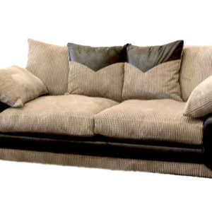 Houston 3+2 Material Sofa