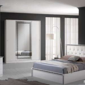 Ferrara Italian Bedroom Set