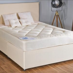 Classic Bed (Light Quilted)