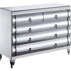 Mirrored 3+2 Chest Drawer (JS211)