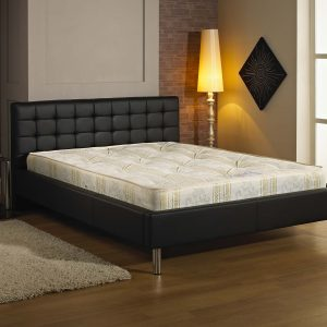 Bali Faux Leather Bed