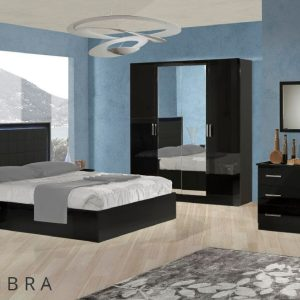 Ambra Italian Bedroom Set