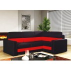 Coral Corner Sofa Bed/Storage