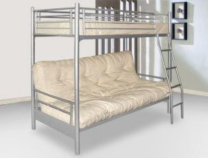 Futon Bunk Bed (Metal)