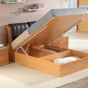 Alexander Ottoma/Storage Bed Frame (King)