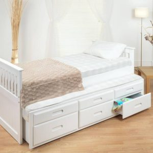 Captains Guest bed & Storage Bed