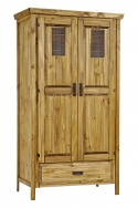 Salto 2 Door Wardrobe with Drawer