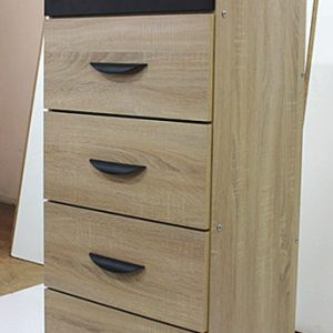 Dominic Narrow 5 Drawer Chest (IFC)