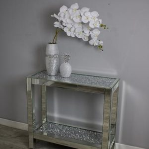Mocka Mirror Console Table